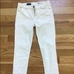 J Crew midrise toothpick corduroy skinny jeans 29